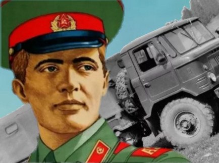 Газ-66, Пародии на советские плакаты