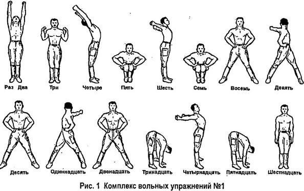 Репродукция иллюстрации из НФП-87, СССР, Воениздат, 1987 г.