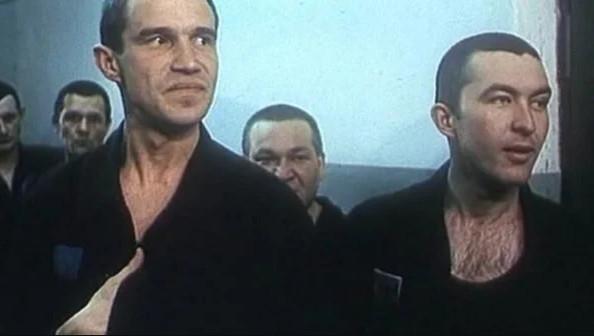 """Кадр из фильма """"Беспредел"""", СССР, 1991 г."""