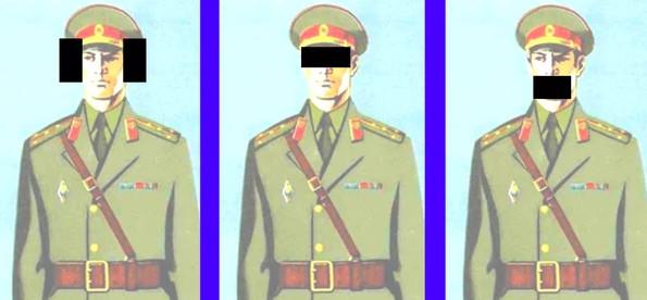 Командиры. Коллаж