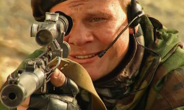 """Сериал """"Спецназ"""", Россия, 2002 г.. Много бывает """"спецназов"""" веселых и разных."""
