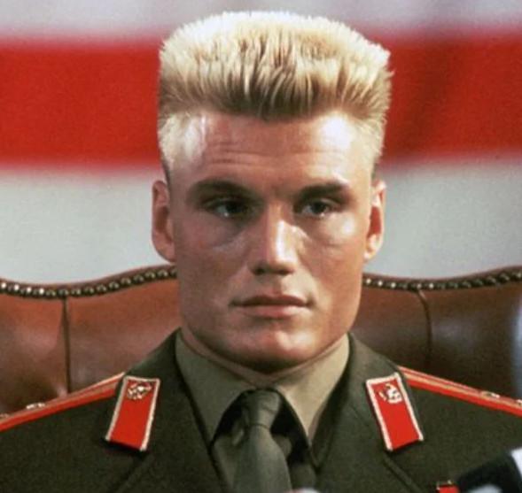 """Кадр из фильма """"Рокки IV"""", США, 1985 г."""