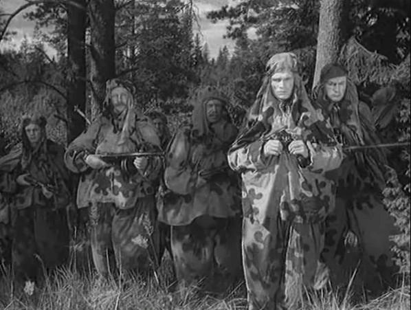 "Кадр из фильма ""Звезда"", СССР, 1949 год"