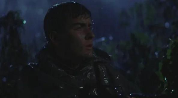 """Кадр из фильма """"Взвод"""", США, 1986 год"""