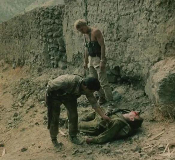 Негласный закон войны: Не бери чужого!
