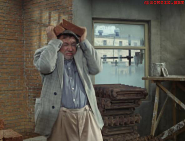 """Кинокомедия """"Операция Ы и другие приключения Шурика"""", СССР, 1965 г.Кадр"""