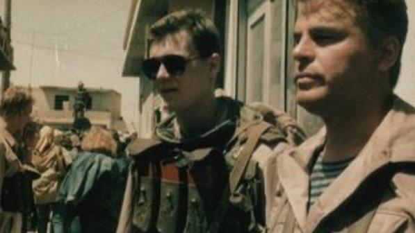 """Фильм """"Афганский синдром"""", СССР 1991 год. Кадры"""