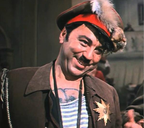 """Кадр из фильма """"Свадьба в Малиновке"""", СССР, 1967 г."""