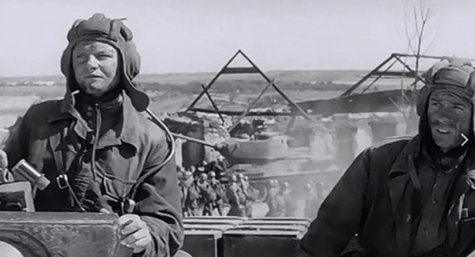 """Фильм """"На войне, как на войне"""", СССР, 1968 г."""