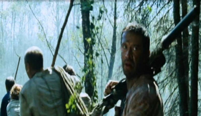"""Кадры из фильма """"Охота на пиранью """" (Боевик, Триллер) 2006 г Россия"""
