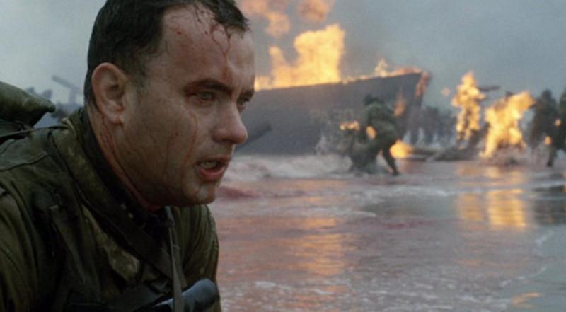 """Фильмы о войне. Фильм """"Спасти рядового Райана"""", США, 1998 г."""