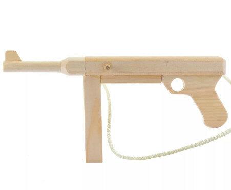 игрушечный пистолет или автомат