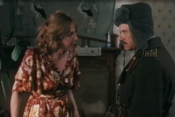 "Кадры из фильма"" Анкор, еще анкор!"" (1992) Яковлева Е."