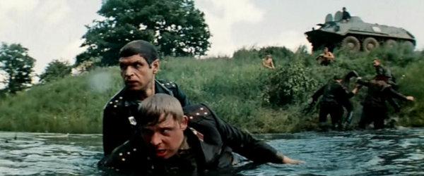 """Кадр из фильма """"Ответный ход"""", СССР, 1981 год"""